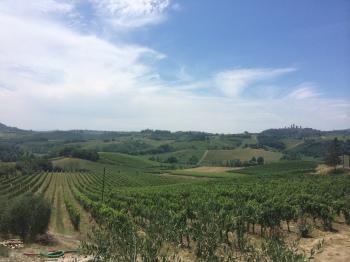 Visit to Tuscany