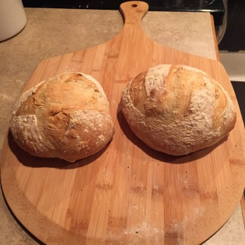 Finished loafs